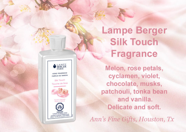 Silk Touch Lampe Berger Anns Houston Tx
